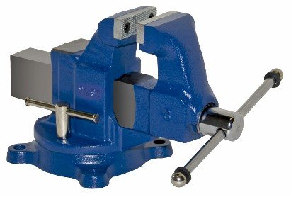 Yost 3-1/2 in. Heavy Duty Machinists' Vises - Swivel Base