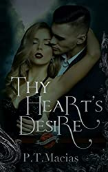 Thy Heart's Desire: Elemental Fairy Kingdoms (Saint's Grove Book 12)