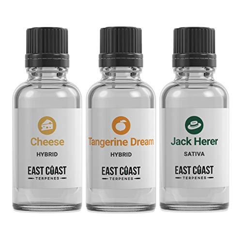 East Coast Terpenes 5ml Profile Sampler Pack #2 (3-Pack) by East Coast Terpenes (Image #5)
