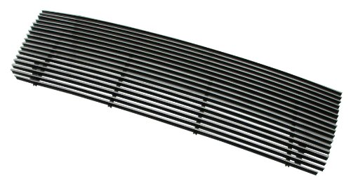 Assembly 96 Grille Bronco Ford (Paramount Restyling 38-0211 Cut-Out Billet Grille with 4 mm Horizontal Bars, 1 Piece)