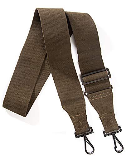 Genuine US Military Issue Heavy Duty Olive Green Adjustable Belt Webbing Strap 2