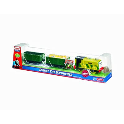 Fisher-Price Thomas & Friends TrackMaster, Scruff the Scruncher: Toys & Games