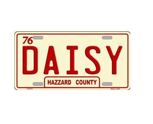 County Daisy (Daisy Hazzard County Novelty Vanity License Plate Tag Sign)