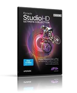 Pinnacle Studio HD Ultimate Collection - Paquete De Actualización Del Producto, Estándar, Versión 15, 1 Usuario