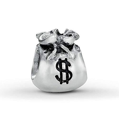 Pandora Money Bag Sterling Silver Charm No. 790332