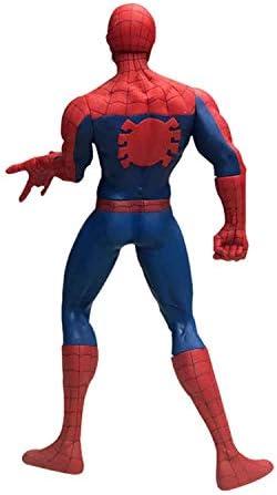 Marvel Spider-Man-figuur, Super Hero Homecoming Boxed Spider-Man-speelgoed Als Kinderen En Tienermodel Poppen Speelgoed Enorme Kerstversiering (80 Cm)