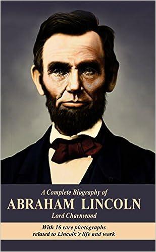 abraham lincoln biographie en anglais