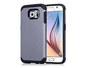 Pierre Bernard Ultra Slim Bumper Case for Samsung Galaxy S6 - Gray