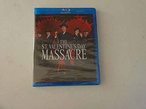 St Valentine's Day Massacre [Blu-ray] -