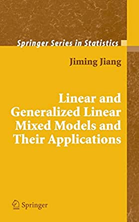 dissertation on generalized linear mixed model