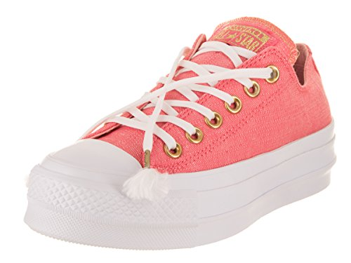 Converse CTAS Lift OX Mens Skateboarding-Shoes 560675C_9.5 - Pink/Driftwood/White