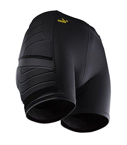 BodyShield Women's Sliding Shorts