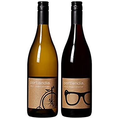 Portlandia Pinot Mixed Pack (2nd Edition), 2 x 750 mL Wine