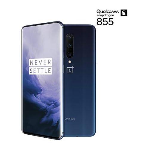 chollos oferta descuentos barato OnePlus 7 Pro Smartphone 12GB 256GB EU GM1913 Azul Nebula Blue