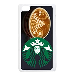 Starbucks iPod Touch 4 Case White JD7674684