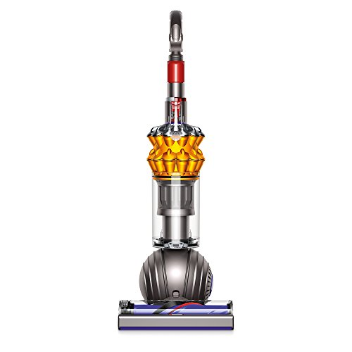 Dyson Small Ball Multi Floor Upright Vacuum Cleaner, Iron/Yellow