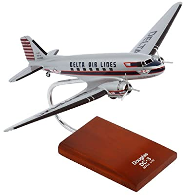 Mastercraft Collection Douglas DC-3 Eastern Model Scale:1/72