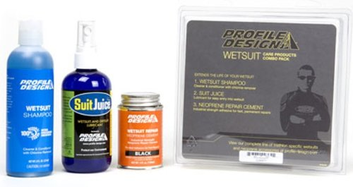 Profile Designs Wet Suit Maintenance Kit