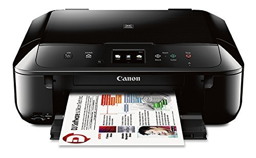 1. Canon MG6820 Wireless All-In-One Printer with Scanner