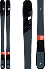 The K2 Mindbender 90Ti Skis were designed to elevate the what skiers expect from a performance ski. The focus of the design was centered around what is important to skiers and creating a ski that could feel as tailored to hardpack as they did...