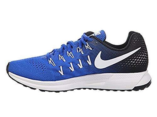 Nike Women's Air Zoom Pegasus 35 Running Shoes (9, Game Royal/White-Deep Royal Blue-Black) by Nike (Image #1)