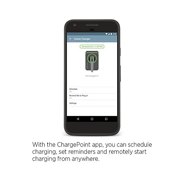Chargepoint Home Wifi Enabled Electric Vehicle Ev