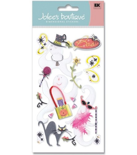 Jolee's Boutique Le Grande Halloween Stickers-Ghost Party   B0019INM70