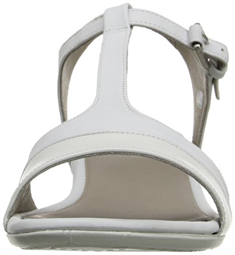 Sandals 25 Toe Open ECCO White Touch White Women's White S White50874 Y1x7qS