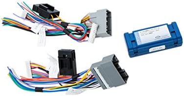 Stereo Replacement Interface Harness for Select Chrysler Mitsubishi Volkswagen