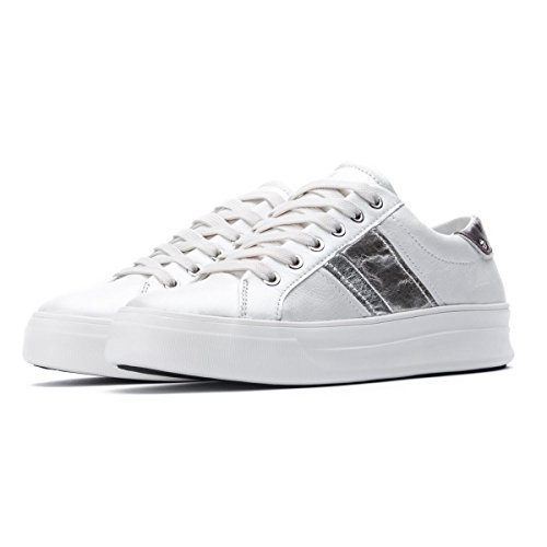 Bianco Donne Sneakers Crimine Donne Crimine Sneakers 25624ks1 25624ks1 Bianco Crimine HwzOWx5Aq