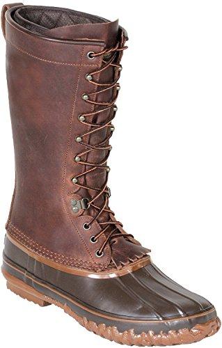 Kenetrek Unisex 13 Inch Rancher Insulated Boot,Brown,11 M US ()