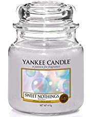 Yankee Candle Świeca zapachowa w dużym słoiku