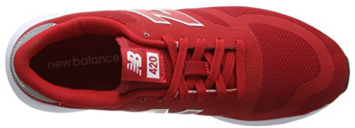 Uomo Red Rosso Mrl420v1 New Balance Sneaker fwFggp