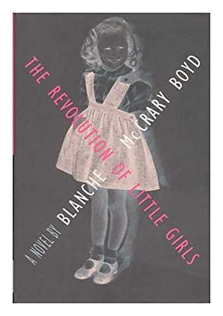 book cover of The Revolution of Little Girls