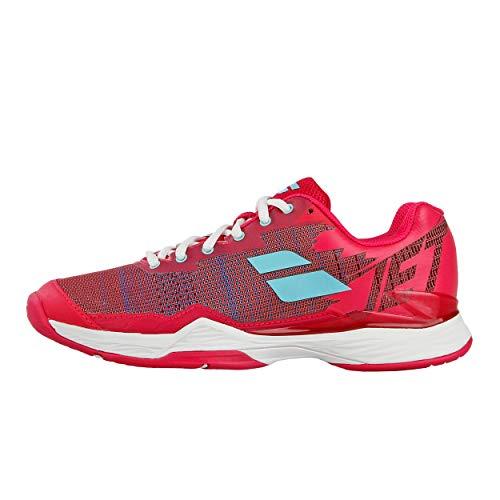 Femmes Terrain Violet Mach Pink Allcourt Tennis 41 Jet Chaussures De Chaussure I Babolat Tout Bw7EndSqvB