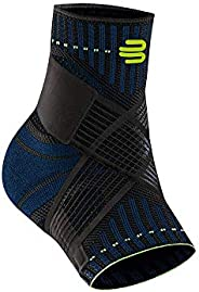 Bauerfeind Sports Ankle Support - Breathable Compression - Figure 8 Taping Strap - Air Knit Fabric for Breatha