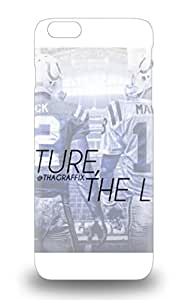 Faddish Phone NFL Indianapolis Colts Andrew Luck #12 3D PC Soft Case For Iphone 6 Plus Perfect 3D PC Soft Case Cover ( Custom Picture iPhone 6, iPhone 6 PLUS, iPhone 5, iPhone 5S, iPhone 5C, iPhone 4, iPhone 4S,Galaxy S6,Galaxy S5,Galaxy S4,Galaxy S3,Note 3,iPad Mini-Mini 2,iPad Air )