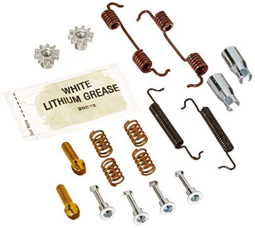 (Raybestos H17433 Professional Grade Parking Brake Hardware Kit)