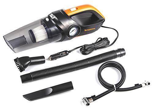Bergmann CYCLONIC 2-in1 Car Vacuum Cleaner + Inflator