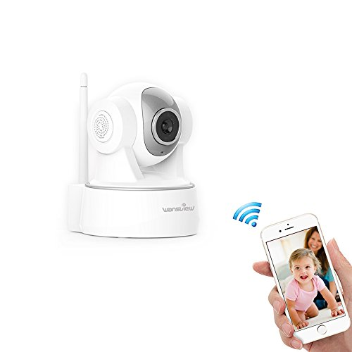 Wansview 1080P Baby Camera, WiFi Home Security Surveillance ...