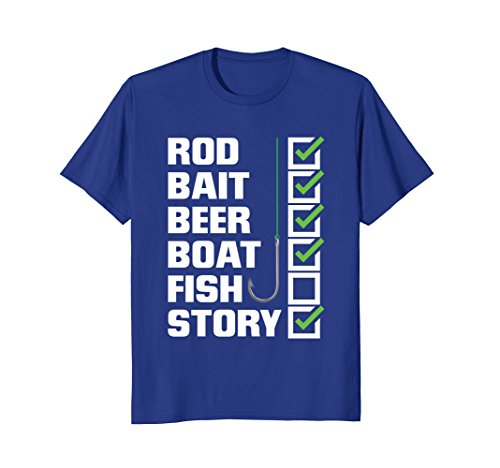 Funny Fishing T Shirt Bait Story product image