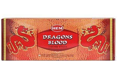 Hem Dragons Blood Incense Sticks, 120 Count