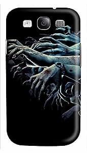 custom Samsung S3 cases Hands Zombie Best 3D cover custom Samsung S3 WANGJING JINDA