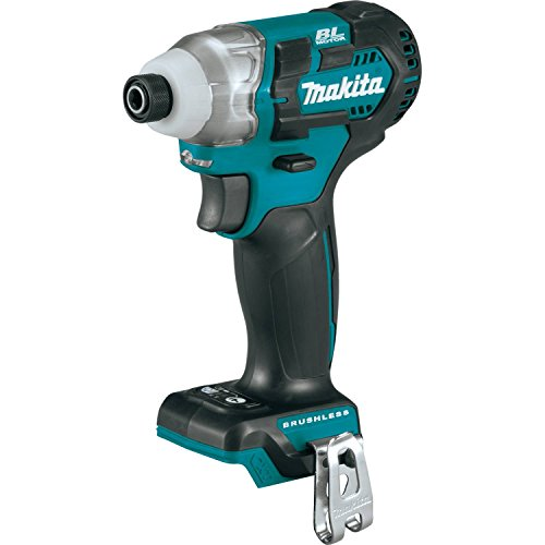 Makita DT04Z 12V Max CXT Lithium-Ion Brushless Cordless Impact Driver, Tool Only, by Makita