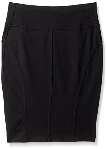 prAna Women's Beaker Athletic Skirt, Medium, Black