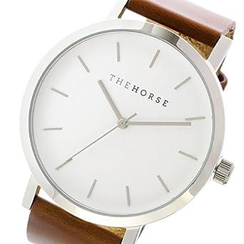 ザ ホース THE HORSE ユニセックス 腕時計 ST0123-A3 ホワイト/