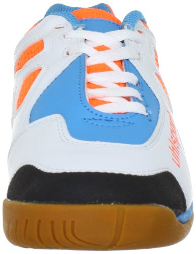 unisex de uhlsport 100830801 Naranja Senior Zapatillas deporte LEON xwCYqCAp