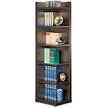 Coaster Home Furnishings 800270 Transitional Bookcase, Cappuccino
