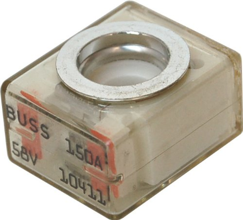 Blue Sea Systems 5185 150A Fuse Terminal (Sea Blue Fuse Block Terminal)
