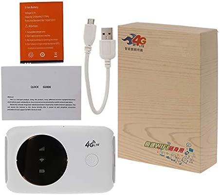 Chg 4G WiFi Router 3G 4G LTE Inalámbrico portátil de ...